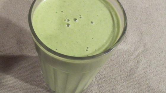 Photo of Quick Green Smoothie by shuether