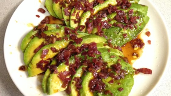 Bacon Stuffed Avocados