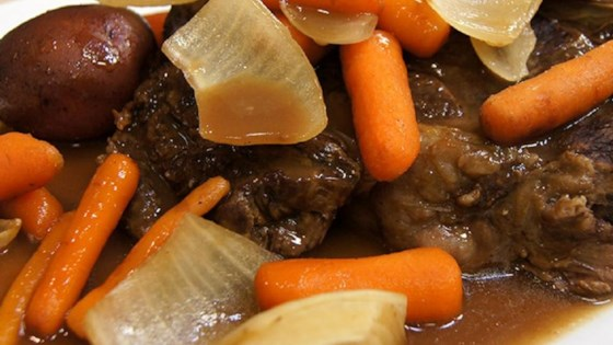 Photo of Slow Cooker Roast Beef in its own Gravy by Heather Dunn