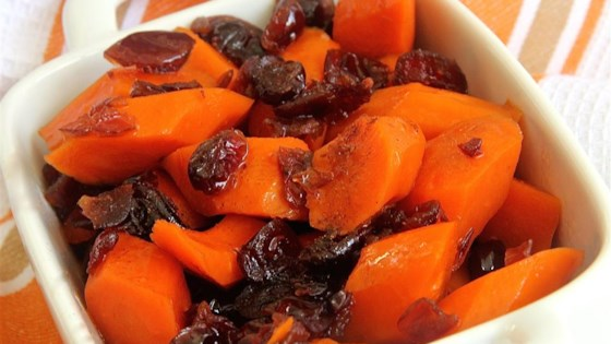 Photo of Carrots and Cranberries by myvallie