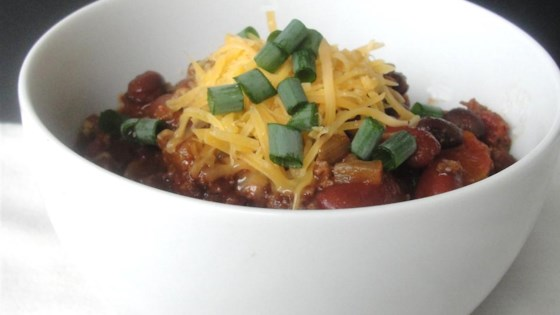 Photo of Cynthia's Famous Chili by greatbaker12