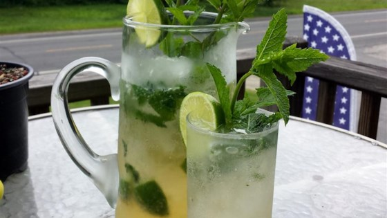 Photo of Mojitos by the Pitcher by malgal