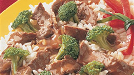 Photo of Stir-Fried Beef and Broccoli from McCormick® by McCormick Spice
