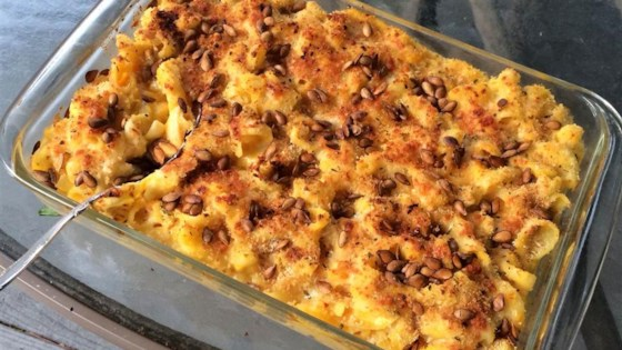 Photo of Butternut Squash Mac and Cheese by bwayfreak3