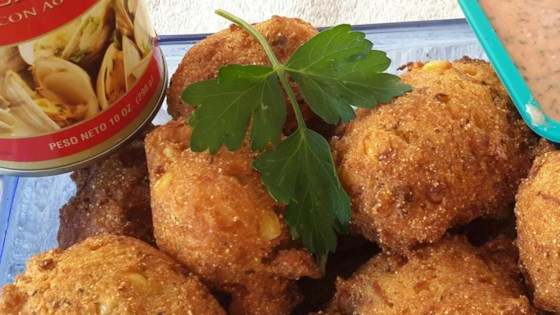 Photo of Jimmy's Clam and Corn Fritters by Lisa Romolo-Dos Reis