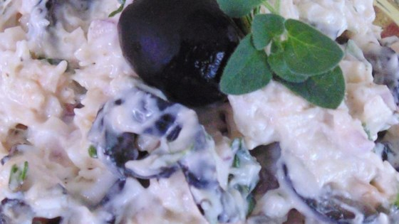 Photo of Savino's Herb and Olive Chicken Salad by Mel Savino