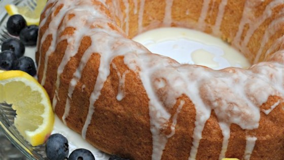 Photo of Quick and Easy Summer Limoncello Cake by AllieGeekPi