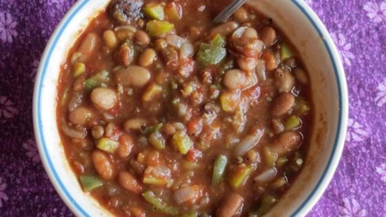 Photo of Vegan Chunky Chili by Krista B