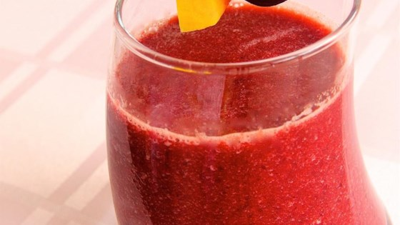 Mango Cherry Smoothie