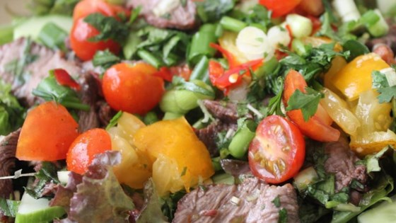 Photo of Thai Beef Salad by Mick