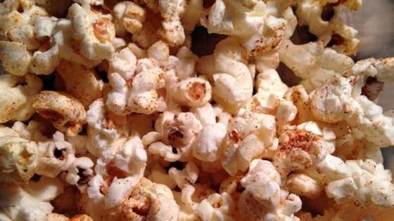Photo of Homemade Chili Seasoning Popcorn by sweetkness