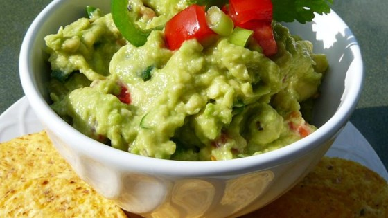 Photo of Chunky Paleo Guacamole by sammyc14