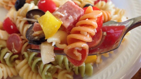 Photo of Awesome Pasta Salad by Irlandes