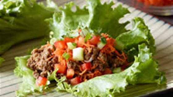 Photo of Vegan Asian Lettuce Wraps by Yves Veggie Cuisine