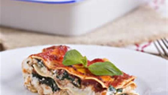 Photo of Spinach Veggie Lasagna  by Yves Veggie Cuisine
