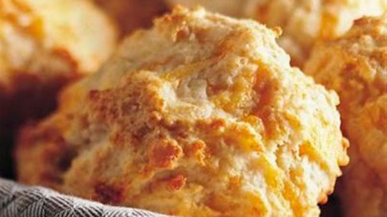 Photo of Cheese-Garlic Biscuits by Bisquick