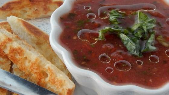 Tomato Basil Soup II