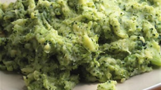 Photo of Cheesy Broccoli-Potato Mash by Breana Lai, M.P.H., R.D.