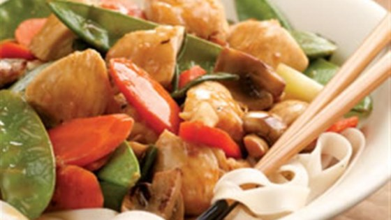 Photo of Lemon Chicken Stir-Fry by Breana Lai, M.P.H., R.D.