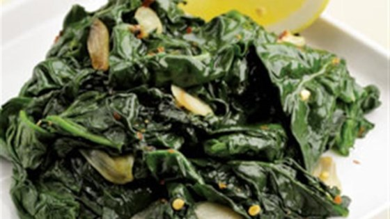 Photo of Simple Sauteed Spinach by Breana Lai, M.P.H., R.D.