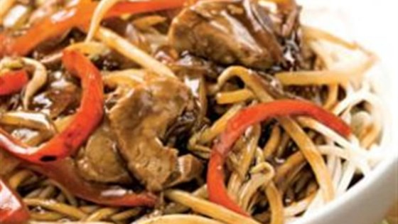 Photo of Pork Chop Suey from EatingWell by Breana Lai, M.P.H., R.D.