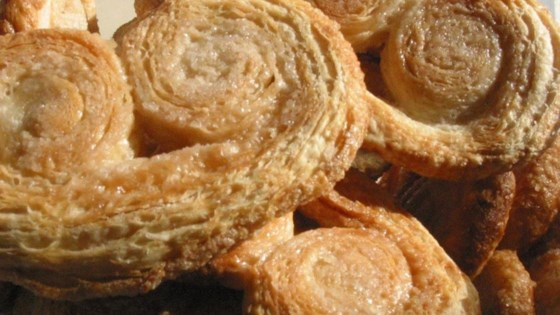 Photo of Palmiers by Taste of Home Test Kitchen