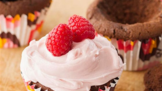 Photo of Chocolate Raspberry Cupcakes by Reynolds Kitchens®