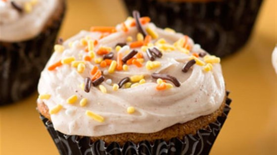 Photo of Halloween Gingerbread Cupcakes by Reynolds Kitchens®