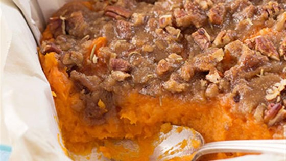 Photo of Holiday Sweet Potato Casserole by Reynolds Kitchens®