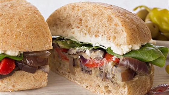 Photo of Roasted Eggplant Subs by Reynolds Kitchens®