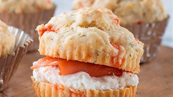 Photo of Salmon Dill Biscuits by Reynolds Kitchens®