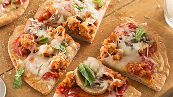 Photo of Sausage Mushroom Pizza by Reynolds Kitchens®