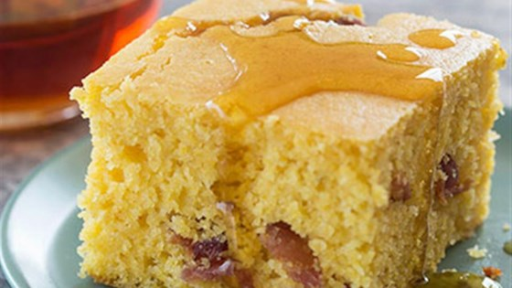 Sweet Bacon Corn Bread