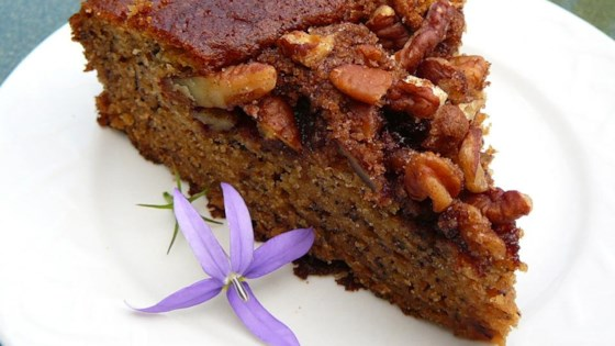 Photo of Banana Coffee Cake with Pecans by MissKL