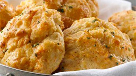Cheddar Biscuits with OLD BAY® Seasoning