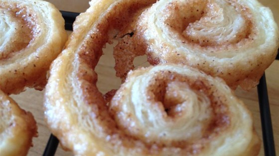 Photo of Cinnamon Palmiers by Christine