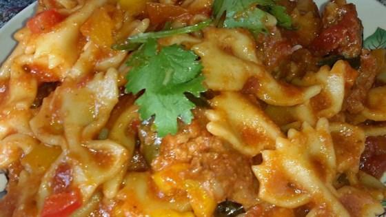 Syrian Spaghetti