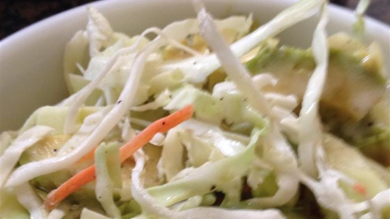 Photo of Puerto Rican Cabbage, Avocado, and Carrot Salad by mmg3