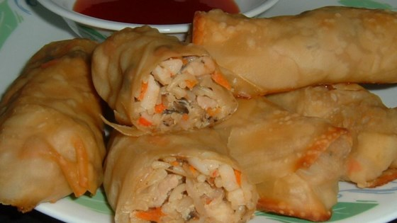 Photo of Spring Rolls by SALLYCOOKS