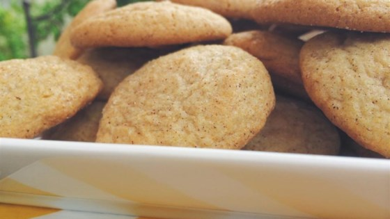 Photo of Chai Snickerdoodle Cookies by Melodie