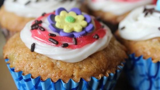 Photo of Banana Cupcakes by Wanda  Thole