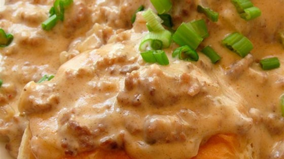 Photo of Italian Sausage Gravy and Biscuits by Classico