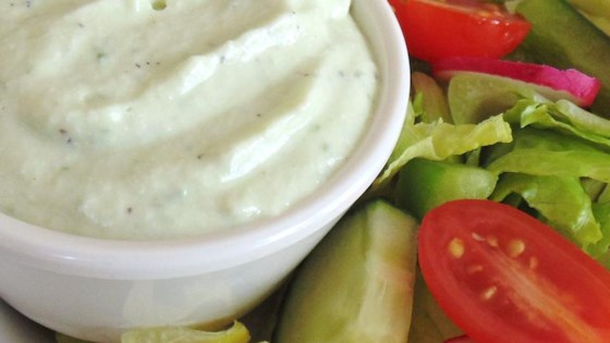 Photo of American-Style Creamy Greek Dressing by Lea Davis