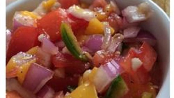Photo of Spicy Sweet Salsa by Zachary M. Franks