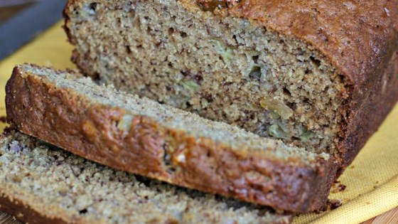 Photo of Ginger Banana Bread by David in Chicago