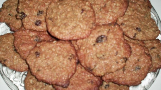 Photo of Raisin Peanut Butter Bran Cookies by Martin Lyons