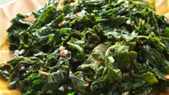 Photo of Basic Sauteed Kale by Breana Lai, M.P.H., R.D.
