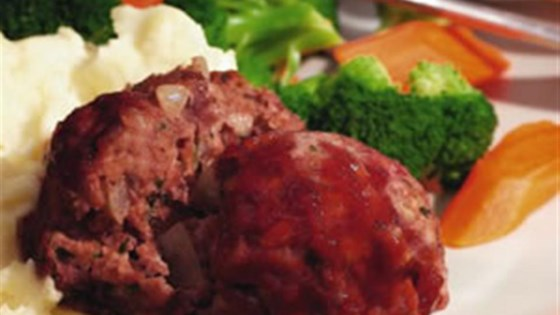 Photo of Mini Meatloaves by Breana Lai, M.P.H., R.D.