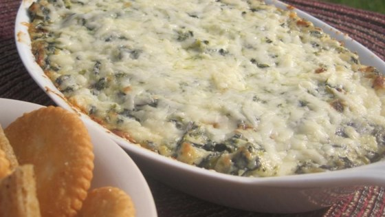 Photo of Hot Asiago and Spinach Dip by A. Lawlor