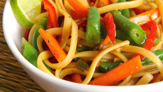 Photo of Spicy Sesame Noodle Salad by Denise